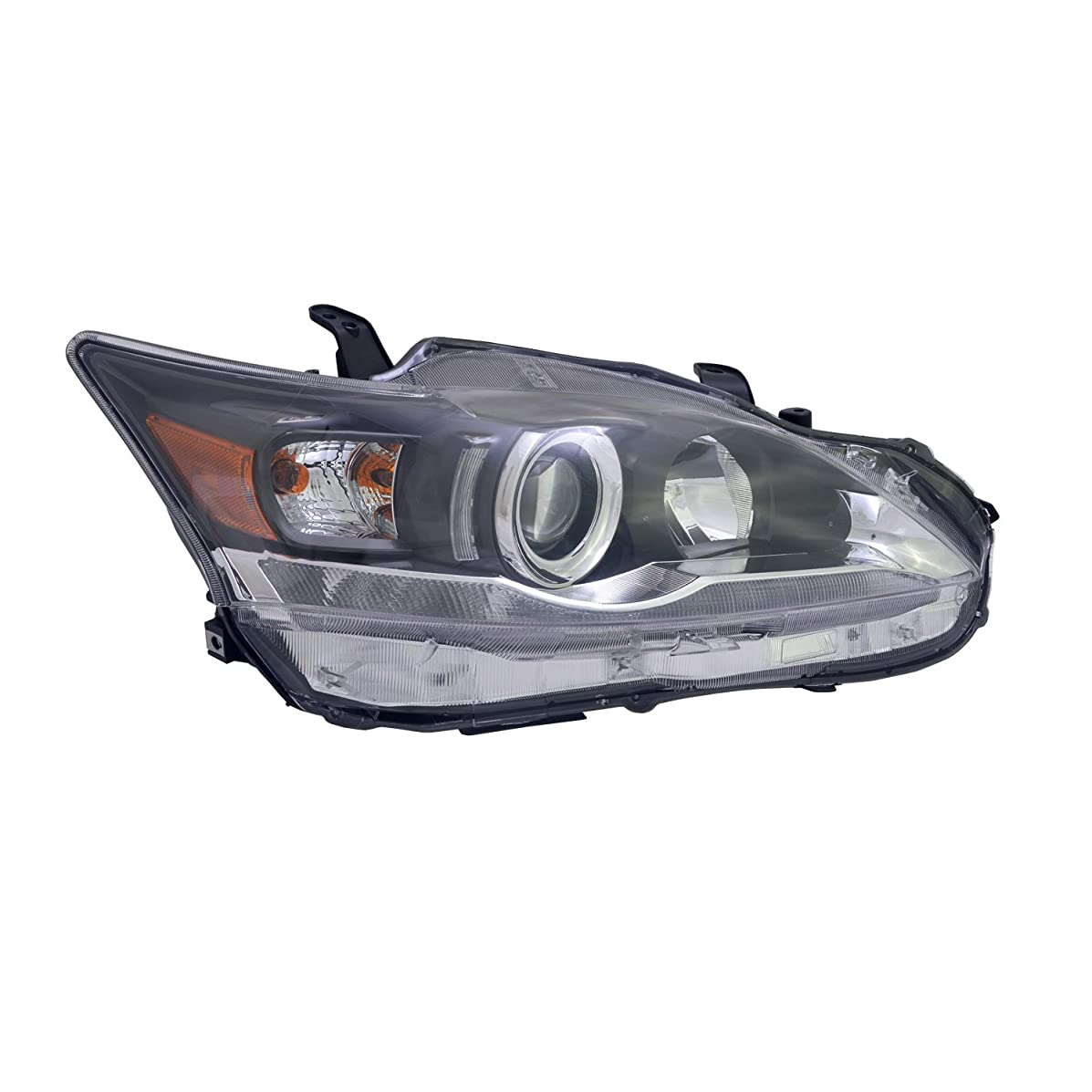 TYC 20-9259-00-1 Replacement right Head Lamp (LEXUS CT200H), 1 Pack