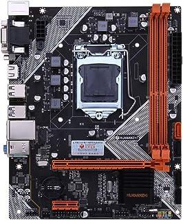 Huananzhi B75 Placa base de escritorio LGA1155 para I3 I5 I7 CPU soporte Ddr3 Memory Utility para usar