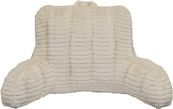 Brentwood Originals 907 Back Rest Pillow, Ivory