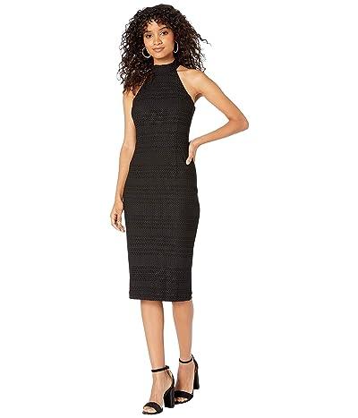 Trina Turk Emotion Dress (Black 1) Women