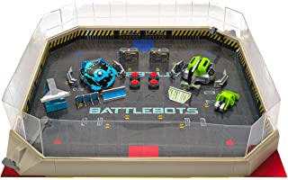 HEXBUG BattleBots Arena Pro - Build Your Own Battle Bot with Arena Game Board and Accessories - Remote Controlled Toy for ...