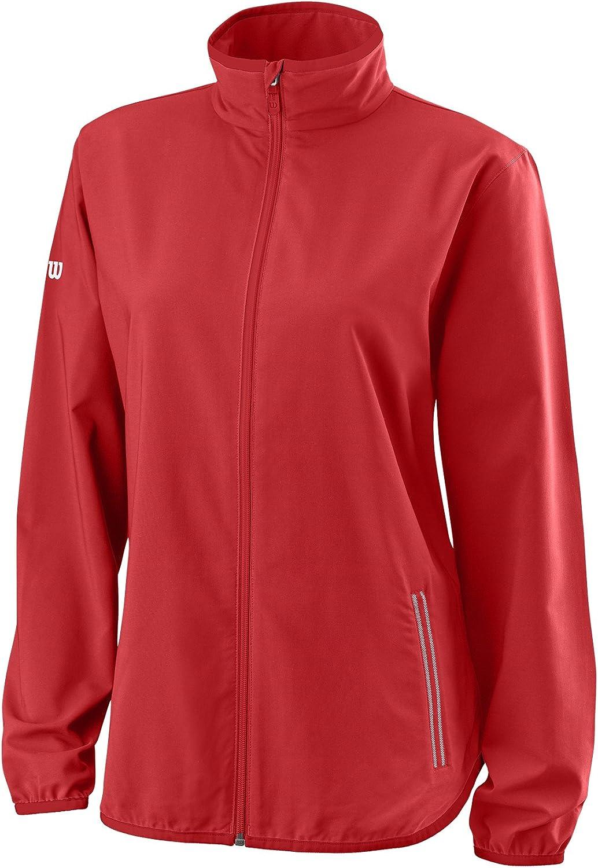 WILSON Damen W Team Woven Jacket
