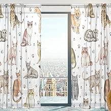 Amazon.it: gatto - Tende classiche e drappeggi / Decorazioni ...
