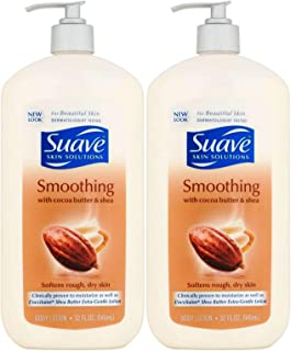 Best suave cocoa butter shea body lotion Reviews