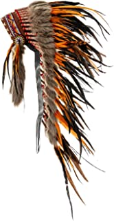 indian headdress long