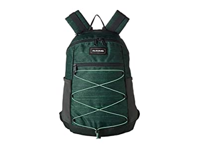 Dakine Wonder 18L Backpack (Green Lake) Backpack Bags