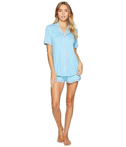 4bbd888b8453 Cosabella Bella S S Top   Boxer Pajama Set at 6pm
