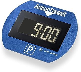 Park Lite Volautomatische parkeerschijf met goedkeuring voor heel Duitsland - bespaart tijd en geld I auto parkeerschijf m...