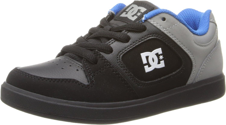 DC Union SE Leather Skate Shoe (Little Kid/Big Kid)