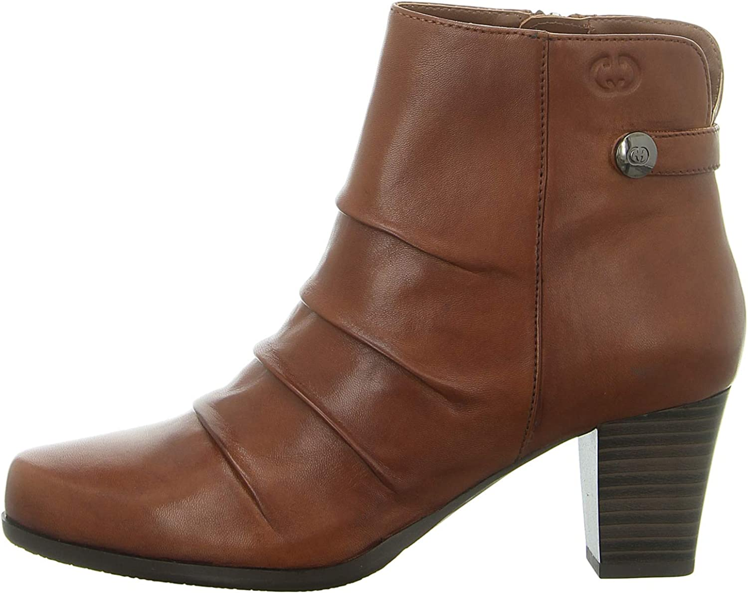 Gerry Weber Women Ankle Boots Brown, (Cognac) G13219MI90 370