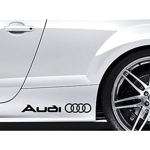 Audi Sport Windscreen Sticker Decal Rs S Line S3 S4 S5 S6: Audi Quattro: Amazon.fr
