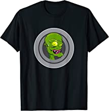 Halloween Bad Zombies T Shirt - Funny Rob Zombies Boys Kids T-Shirt