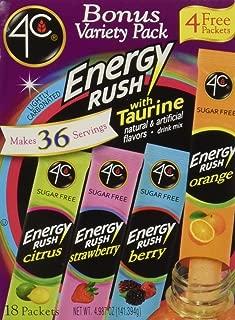 Best 4c energy rush Reviews