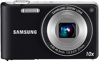 Samsung EC-PL210ZBPBE1 - Cámara Digital Compacta 14.2 MP Pantalla LCD 3 Pulgadas 10x Zoom Óptico Color Negro