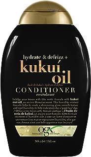 Best ogx hydrate defrizz kukui oil conditioner Reviews