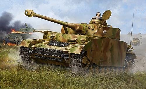 Trumpeter 00920 Modèle Kit Gerhomme PzKpfw IV Ausf. H Medium Réservoir