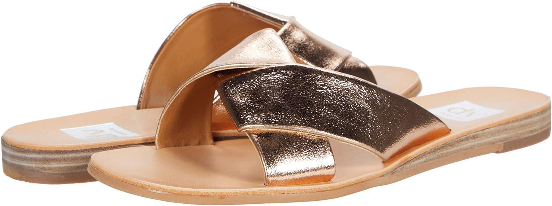 DV Dolce Vita Women's Lima Flat Sandal