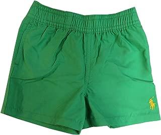 Polo Infant Boy's Swim Trunks Tiller Green