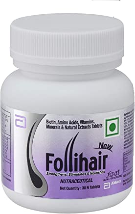 Follihair Abbott (30 Tablets)