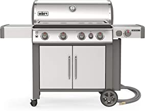 Best weber 330 natural gas stainless steel Reviews