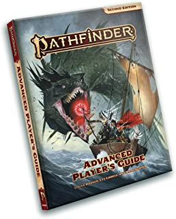 PATHFINDER RPG ADVANCED PLAYERS GUIDE POCKET ED (P2)