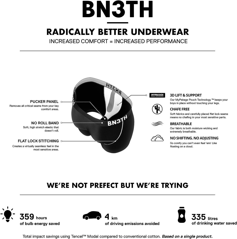 BN3TH Classics Boxer Brief Premium Underwear with Pouch