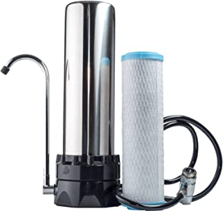 The Stainless Steel Countertop Water Purifier Filter (KDF Cartridge)