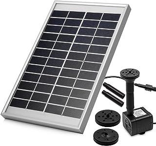 Amazon.fr : pompe bassin solaire avec batterie