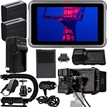 """Atomos Ninja V+ 5"""" 8K HDMI/SDI Monitor/Recorder Pro Kit with Starter Accessory Bundle - Includes: 2x Extended Life NP-F975..."""
