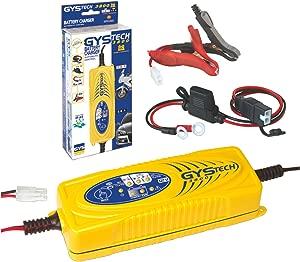 GYS GYSTECH 3800 Battery Charger  Yellow