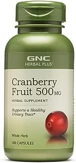 Best gnc cranberry capsules Reviews