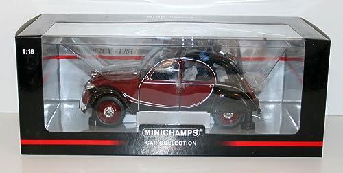 MINICHAMPS 150111501 CITROEN 2 CV - 1980 - 'CHARL