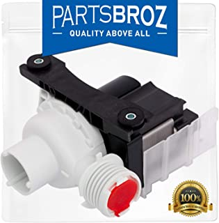 137221600 Washer Drain Pump by PartsBroz - Compatible with Kenmore & Electrolux Washers - Replaces Part Numbers AP5684706, 131724000, 134051200, 134740500, 137108100, 137151800, PS7783938, and More