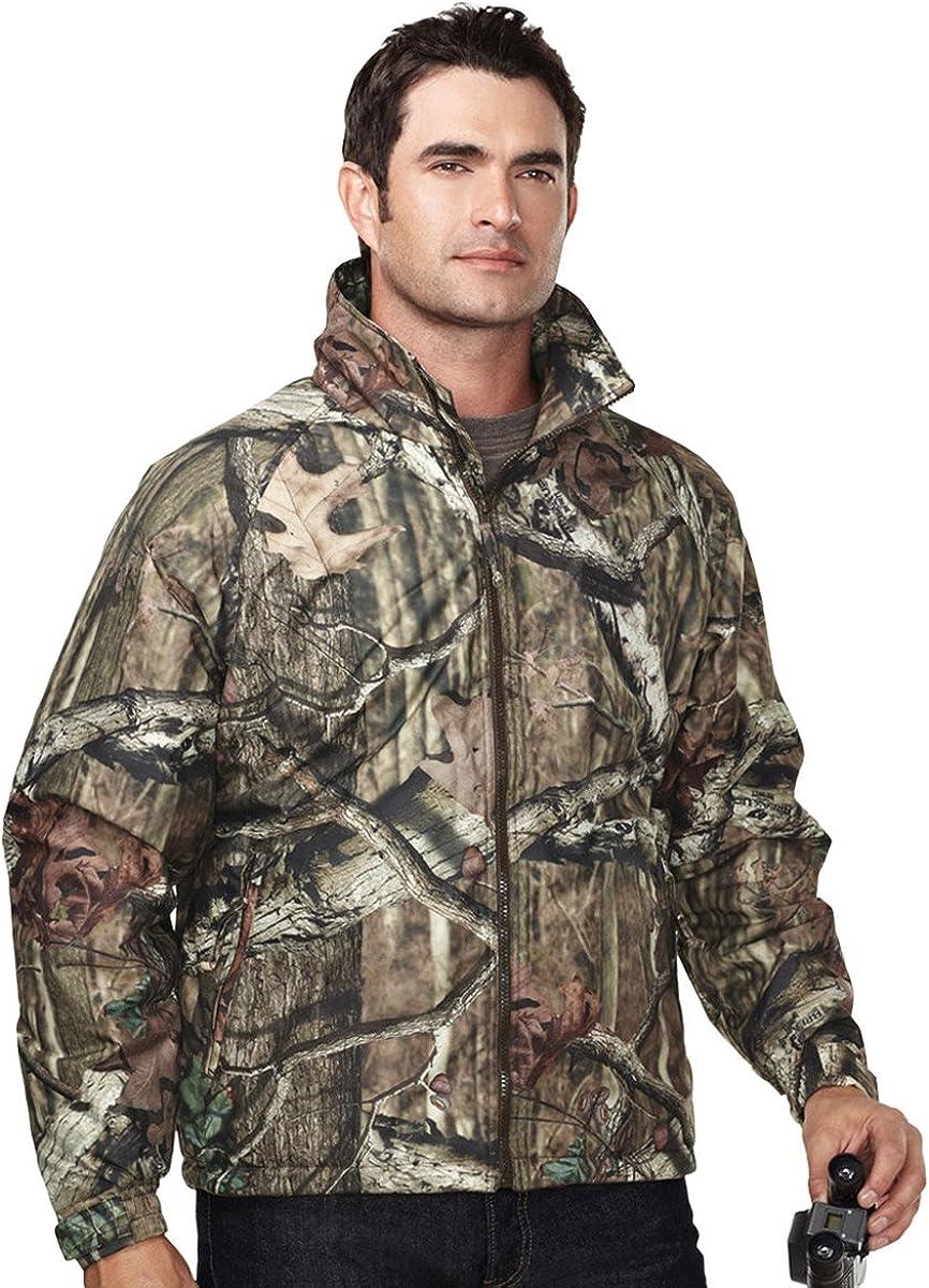 Tri-Mountain Realtree Financial Memphis Mall sales sale AP Mossy Oak 3-Season Jacket. Hunting 8886