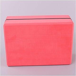 Yoga Block CS-YJZ Yoga Wheel, Cool Block, Watermelon Red, Yoga Accessories, Fitness Brick, Non-slip, Yoga Brick (Color : -)
