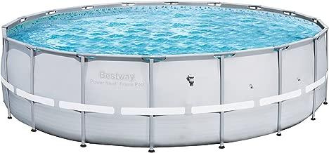 Bestway 12753 Steel Pro Frame Pool, 18-Feet by 52-Inch