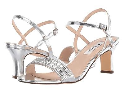 Nina Noga (Silver) High Heels