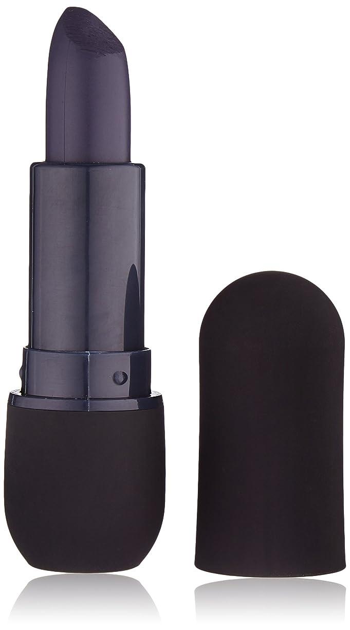 ジャズプロフェッショナル誤NICKA K Vivid Matte Lipstick - NMS15 Slate Gray (並行輸入品)