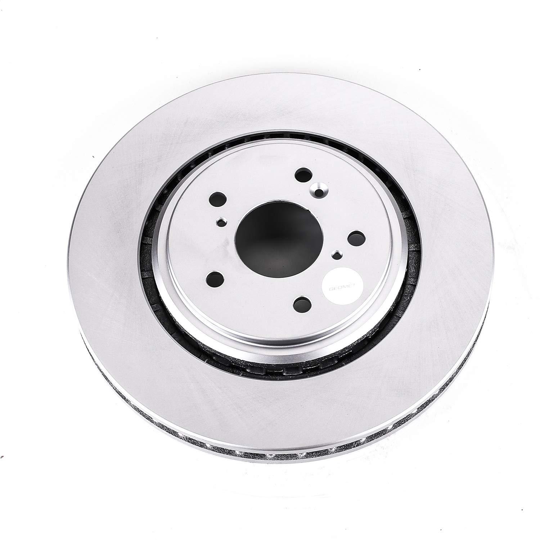 Disc Brake Rotor-Front Genuine Geomet Coated Rotor Front Power Stop JBR1741EVC
