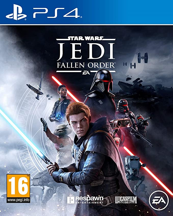 Star Wars Jedi: Fallen Order - PlayStation 4 [Importación inglesa]