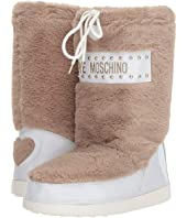 LOVE Moschino - All over Faux Fur Boot