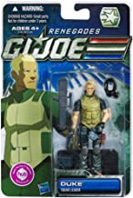 G.I. Joe 30th Anniversary 3 3/4 Inch Action Figure Duke Renegades by Hasbro