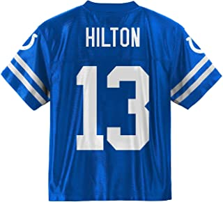 T.Y. Hilton Indianapolis Colts #13 Blue Youth Home Player Jersey