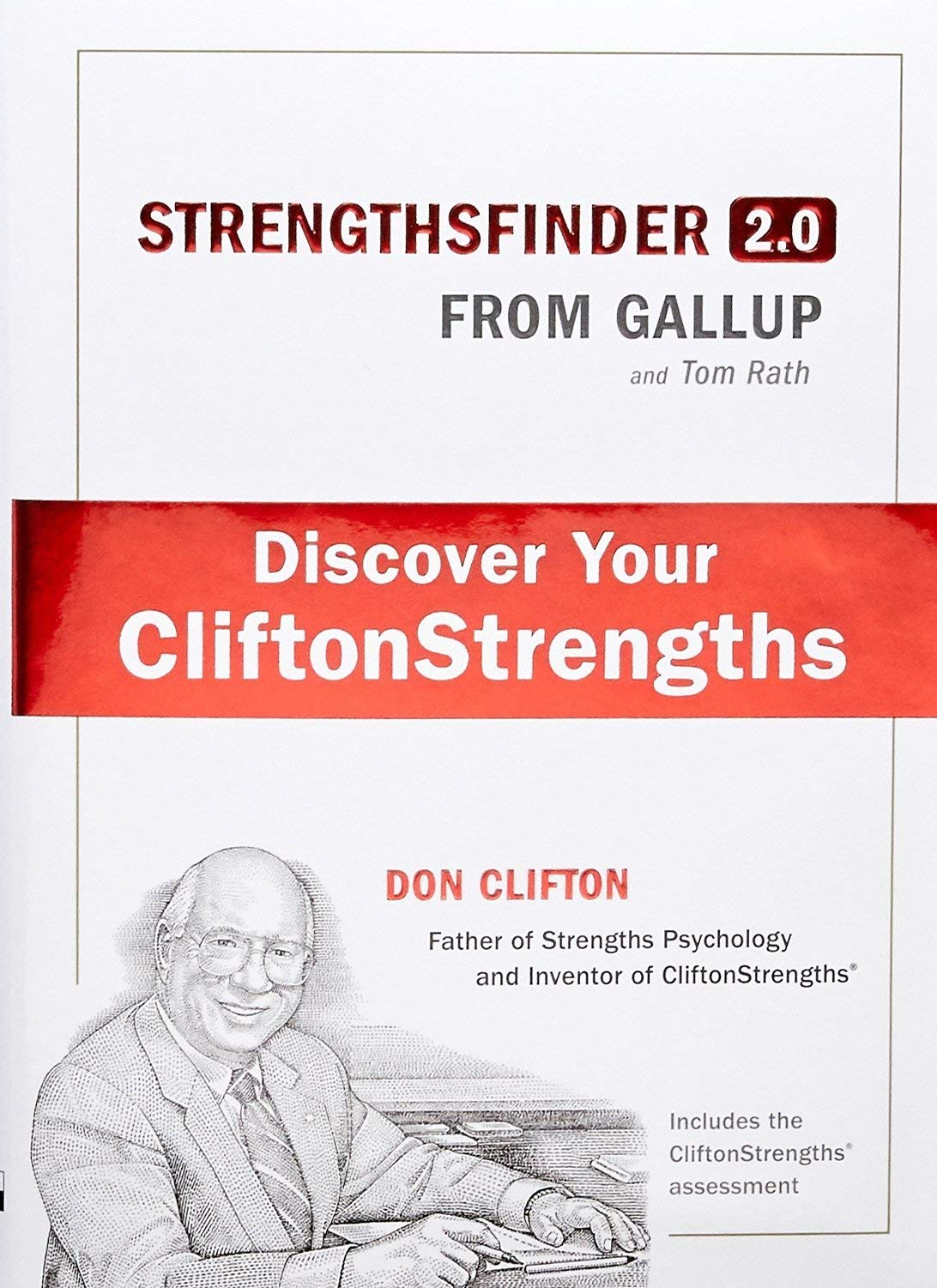 Download StrengthsFinder 2.0: By The New York Times Bestselling Author Of Wellbeing 