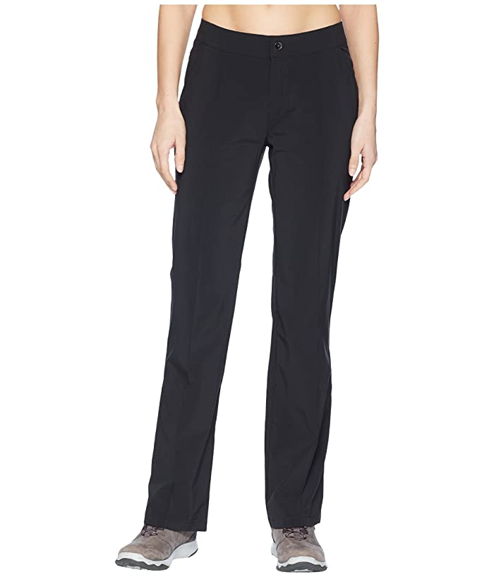 Royal Robbins Spotless Traveler Pants (Jet Black) Women