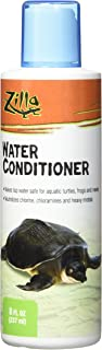 Zilla Reptile Terrarium Aquatic Water Conditioner, 8-Ounce