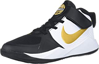 Nike Kids' Team Hustle D 9 Pre School Basketball Shoe