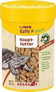 Sera Raffy P Nature Reptile and Amphibians Food 100ml
