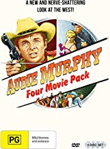 Audie Murphy: Four Movie Pack