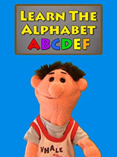 Learn The Alphabet - A-B-C-D-E-F